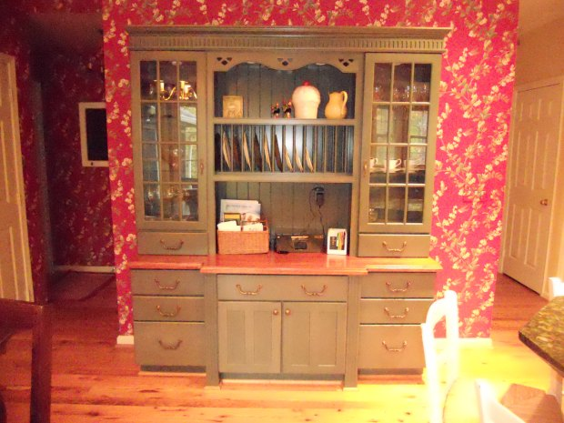 woodworking plans corner china cabinet