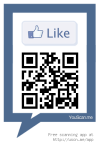 QR code for The Moyers Team, Realtors on Facebook.