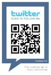 QR code for the Moyers Team, Realtors Twitter page