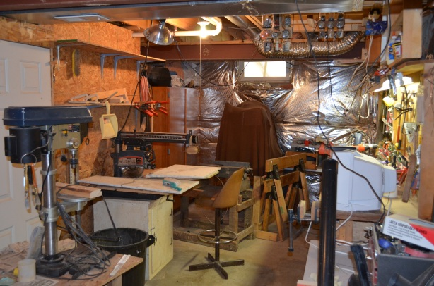 custom woodworking benches