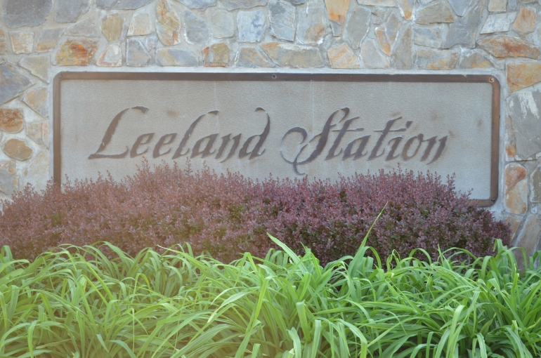Leeland Station Subdivision in Stafford County built by KHovnanian Homes