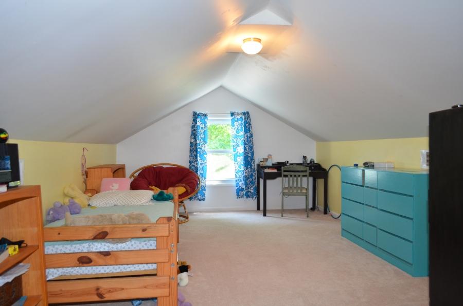 Second level bedroom.