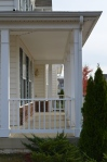 Front porch of 9012 Laurel Oak Lane Fredericksburg, VA 22407