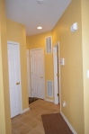 Main level service hallway in 9012 Laurel Oak Lane Fredericksburg, VA 22407