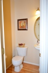 Main level bathroom in 9012 Laurel Oak Lane Fredericksburg, VA 22407