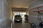 Garage with storage area and/or third car spaces in 9012 Laurel Oak Lane Fredericksburg, VA 22407