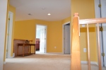 Hallway foyer on the second level in 9012 Laurel Oak Lane Fredericksburg, Virginia 22407-9356