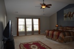 Entry into the master bedroom in 9012 Laurel Oak Lane Fredericksburg, Virginia 22407-9356