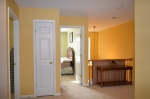 View of the second level foyer and entry to bedroom #2 in 9012 Laurel Oak Lane Fredericksburg, Virginia 22407-9356