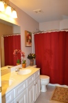 Second level hallway bathroom in 9012 Laurel Oak Lane Fredericksburg, Virginia 22407-9356