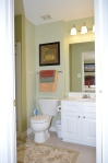 The full bathroom in bedroom #2 in 9012 Laurel Oak Lane Fredericksburg, Virginia 22407-9356