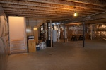 Entry to unfinished basement in 9012 Laurel Oak Lane Fredericksburg, Virginia 22407-9356