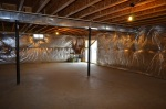 Basement exit in 9012 Laurel Oak Lane Fredericksburg, Virginia 22407-9356