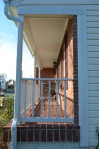 Front porch at Hampton Oaks Subdivision 11 Arbor Lane Stafford, VA. 22554