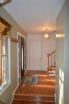 Main level front entry in Hampton Oaks Subdivision 11 Arbor Lane Stafford, VA. 22554