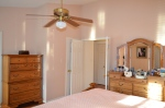 Master bedroom in Hampton Oaks Subdivision 11 Arbor Lane Stafford, VA. 22554