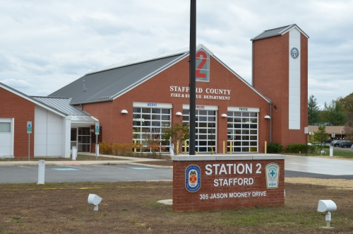 Stafford Volunteer Fire Department: Station 2